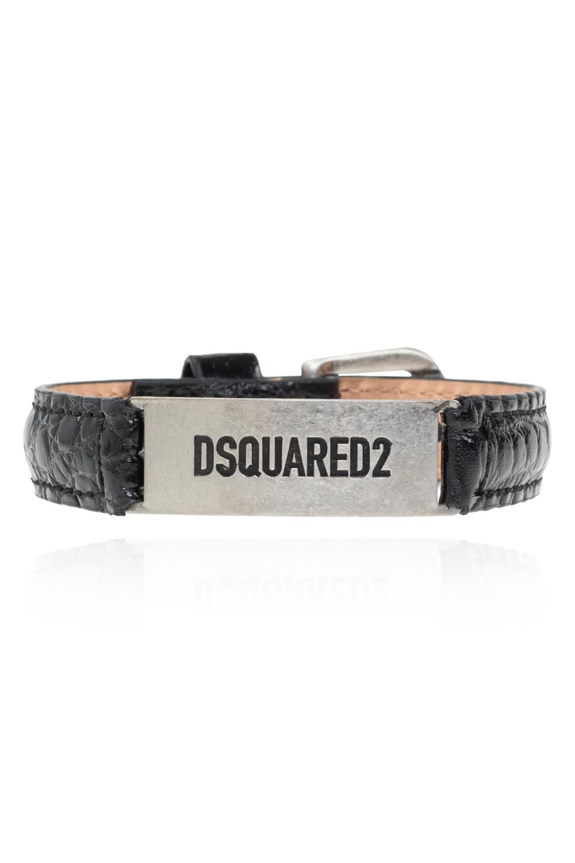 Dsquared2 Leather bracelet