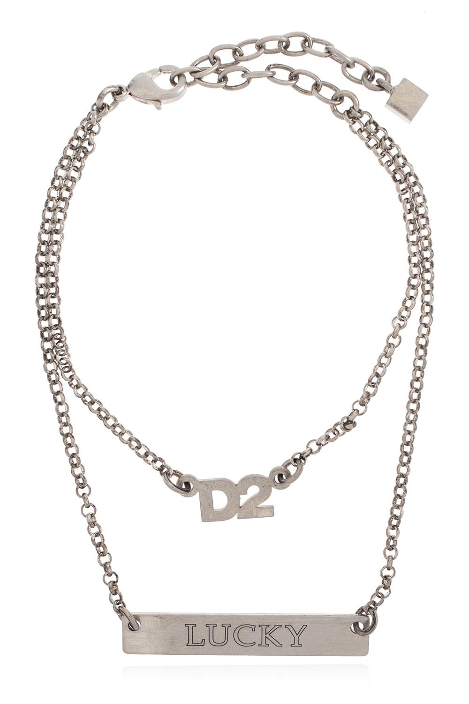 Dsquared2 Bracelet with logo