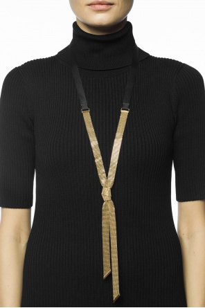 Necklace with knot od Lanvin