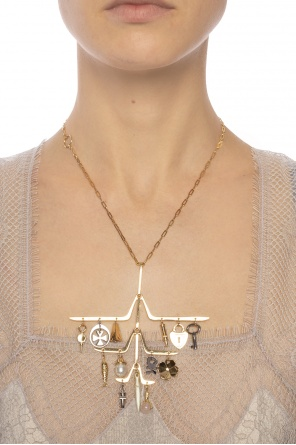 Necklace with detachable charm od Lanvin