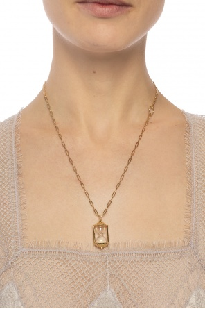 Hourglass necklace od Lanvin