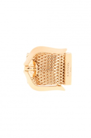 Buckled ring od Lanvin