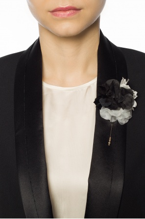 Floral motif necklace od Lanvin