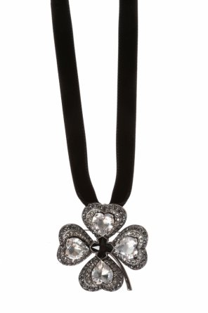 Clover necklace od Lanvin