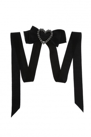 Heart shape brooch od Lanvin