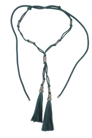 Tassel necklace od Lanvin