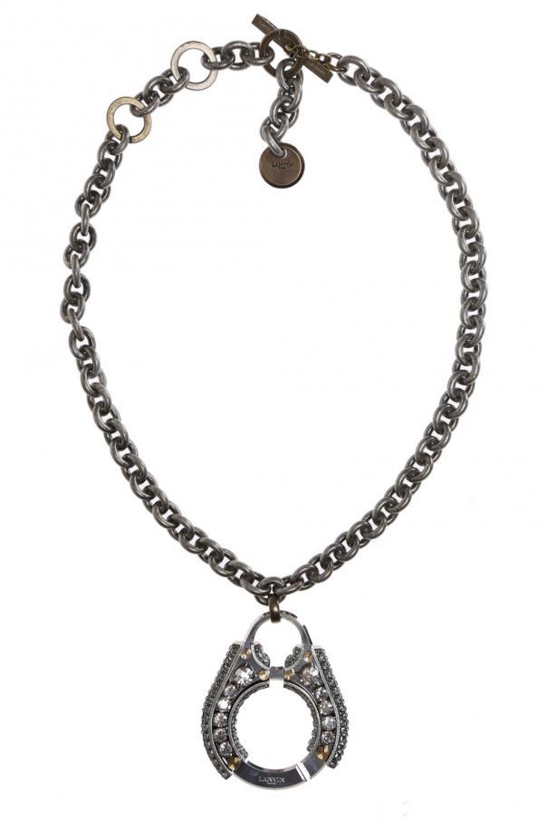 582310ff31ba Shackle Necklace Lanvin - Vitkac shop online
