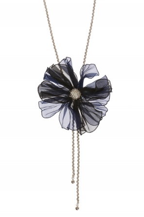 Necklace with flower charm od Lanvin