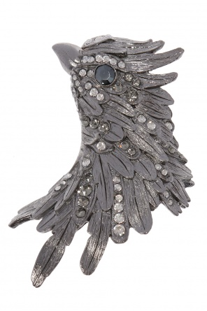 Bird head brooch od Lanvin