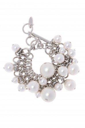 Bracelet with glass pearls od Lanvin