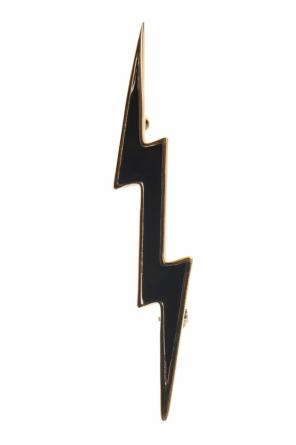 Lightning bolt brooch od Isabel Marant