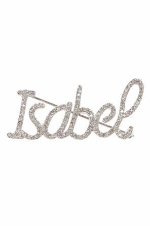 'talk to me isabel' brooch od Isabel Marant