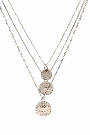 Triple necklace with round charms od Givenchy