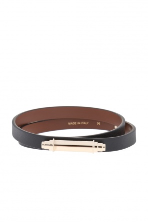 Triple leather bracelet od Givenchy
