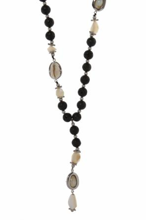 Chaplet-inspired necklace od Givenchy
