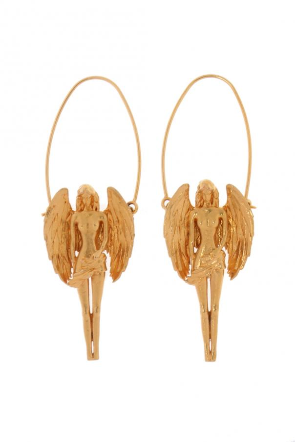 Givenchy Earrings with a zodiac sign motif