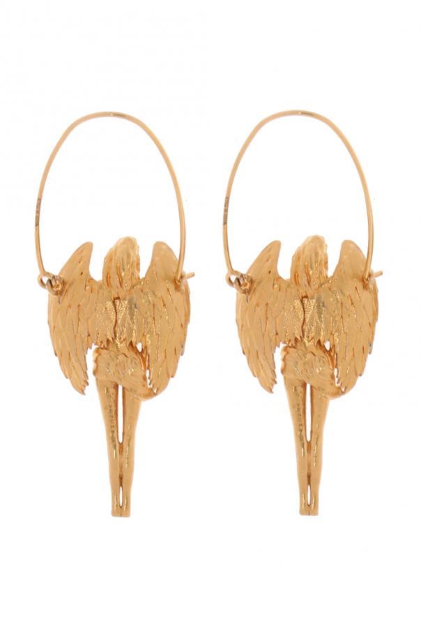 Kolczyki z motywem znaków zodiaku od Givenchy