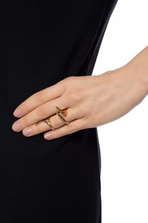 Set of two rings od Givenchy