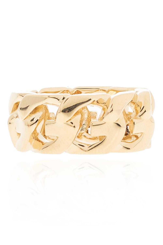 Givenchy Logo ring