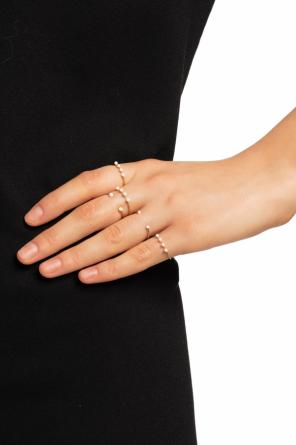 Set of 5 rings od Isabel Marant