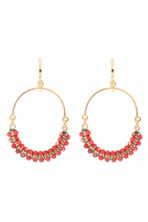 Encrusted earrings od Isabel Marant