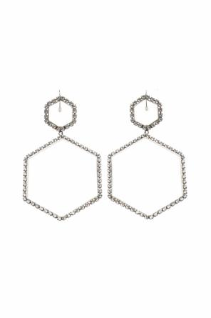 Embellished hanging earrings od Isabel Marant