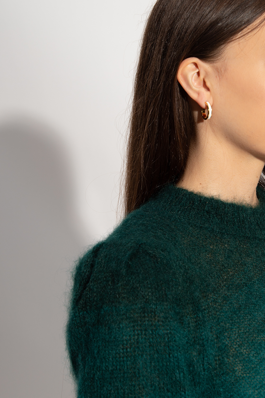 Isabel Marant 黄铜耳环