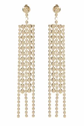 Hanging earrings with round elements od Isabel Marant