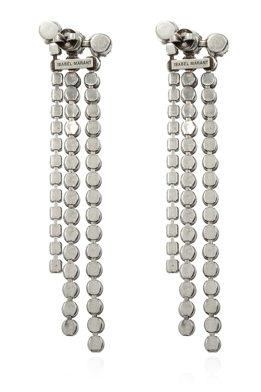 Isabel Marant Asymetryczne kolczyki