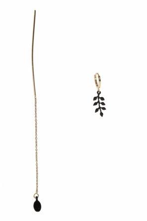 Embellished earrings od Isabel Marant
