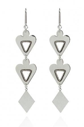 Drop earrings od Isabel Marant
