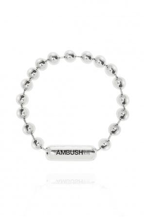 Bransoleta z logo od Ambush