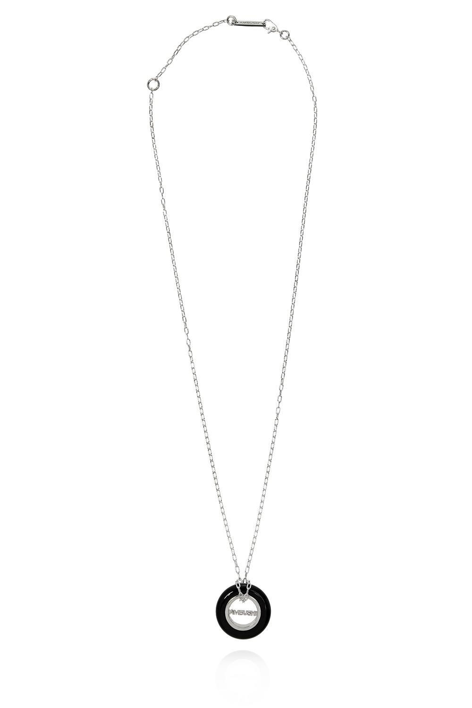 Ambush Silver necklace