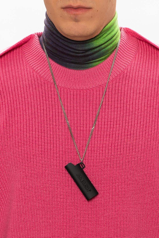 Ambush Charm necklace