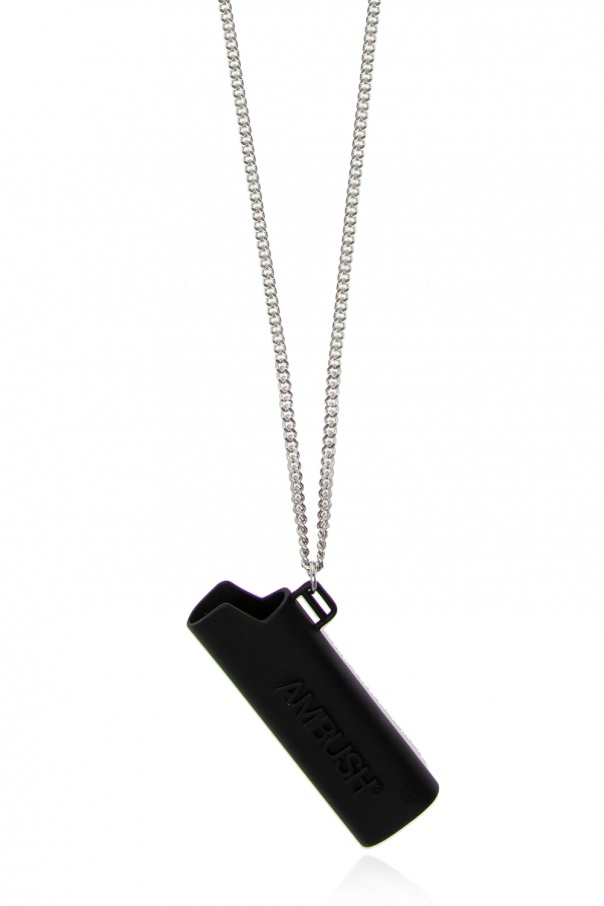 Ambush Necklace with charm