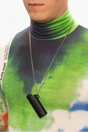 Necklace with charm od Ambush