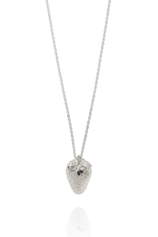 Ambush Necklace with charm
