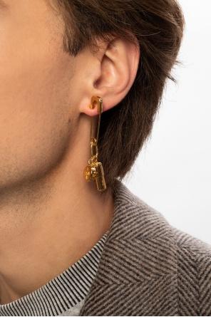 Earring with logo od Ambush
