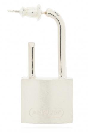 Mono silver earring od Ambush