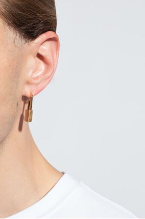 Silver earring od Ambush