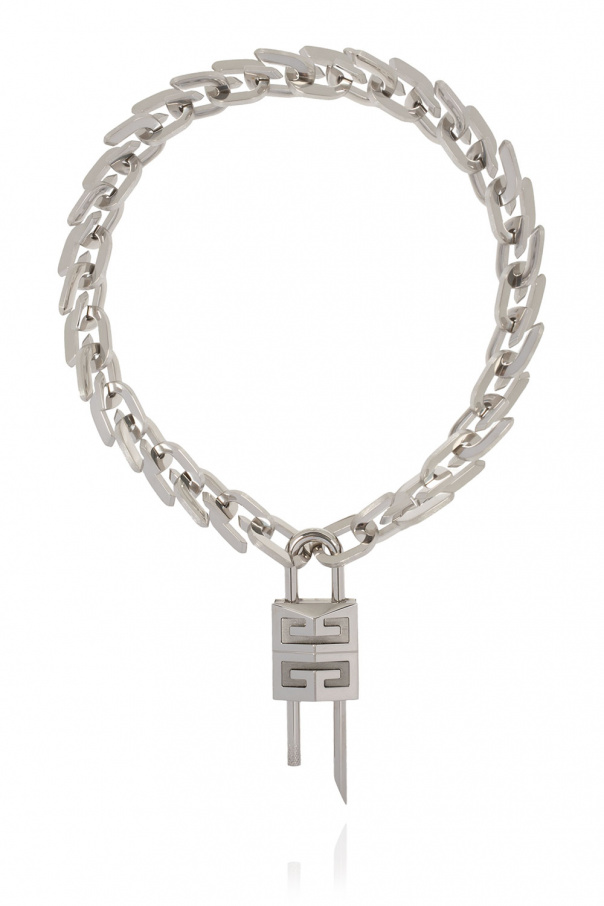 Givenchy Necklace with logo