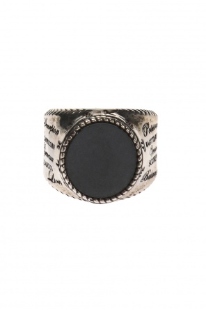 Ring with a decorative stone od Givenchy