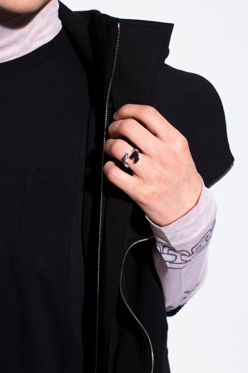 Givenchy logo戒指