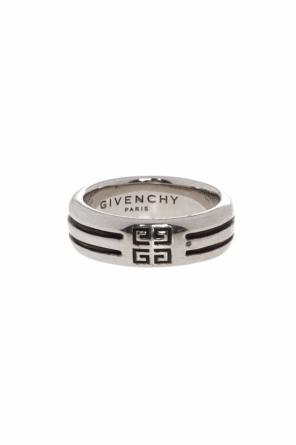 Logo-engraved ring od Givenchy