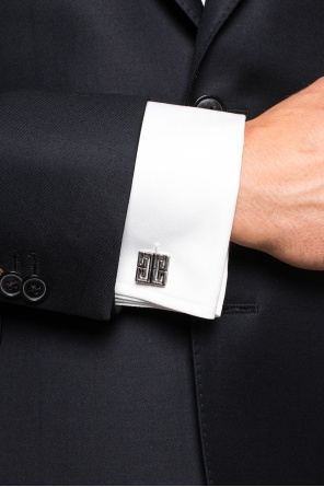 Cuff links with logo od Givenchy