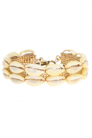 Bracelet with shells od Isabel Marant