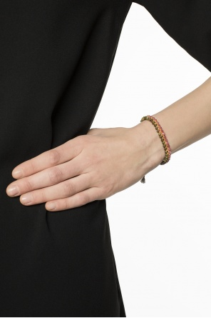 Embellished adjustable bracelet od Isabel Marant