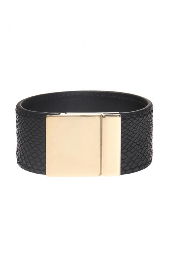 Leather bracelet od Isabel Marant