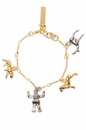 Bracelet with charms od Marni