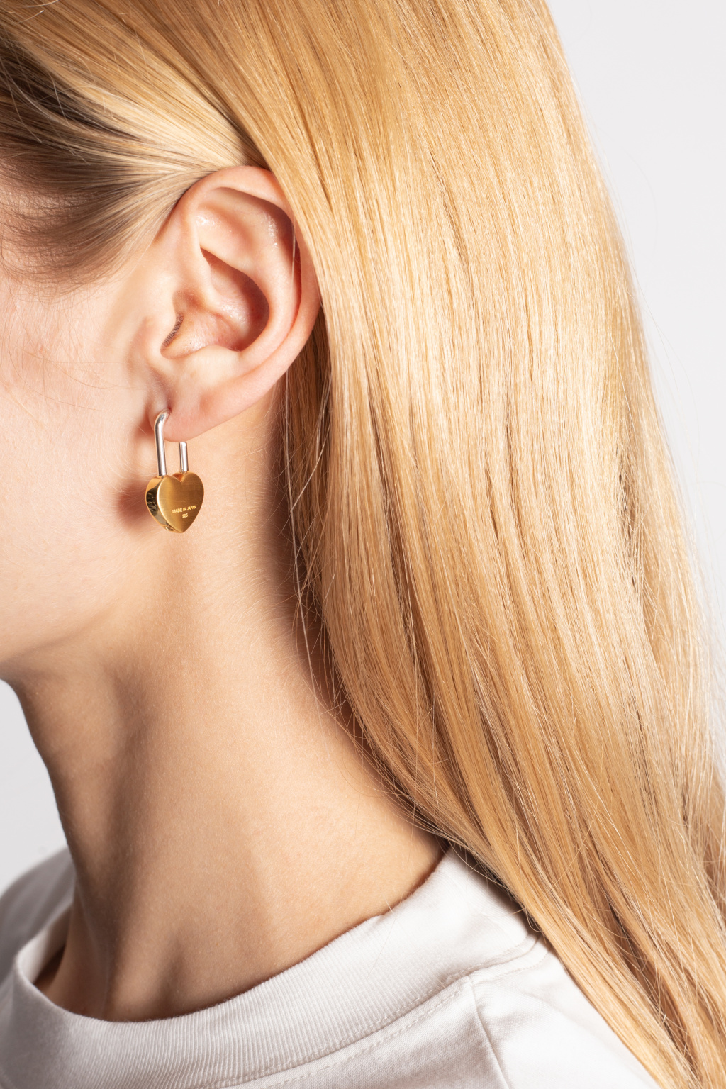 Ambush Silver earring